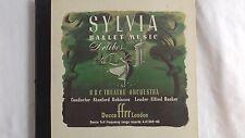 "Delibes ""Sylvia Ballet"" (Excerpts)  Decca  Set #A.K1364-65"