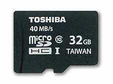Toshiba Memory Cards for Mobile Phones and PDAs