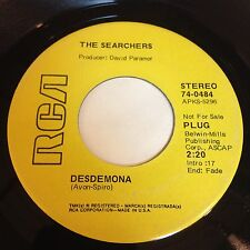 The Searchers: Desdemona / The World Is Waiting For Tomorrow 45