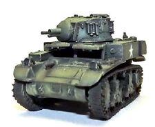 "Milicast BA53 1/76 Resin WWII US M3A1 ""Satan"" Flamethrower Tank w/Fuel Tanks"