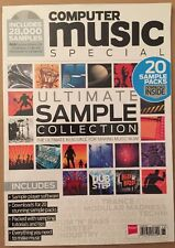 Computer Music Special Ultimate Sample Collection Tutorials 2014 FREE SHIPPING!