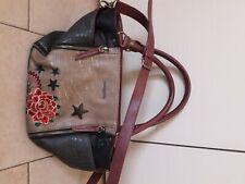 Desigual borsa a mano, spalla e tracolle,  usata pochissimo , molto comoda