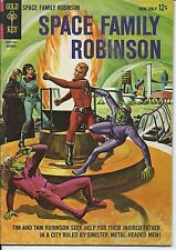 Space Family Robinson #10 Lost In Space Silver Age Gold Key