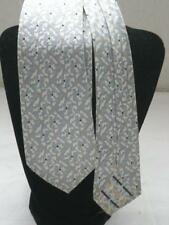 MEN'S MID 1950'S EXTRA NARROW SOIE SILK TIE MADE IN FRANCE