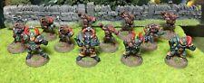 Painted Metal Blood Bowl Chaos All Stars Team OOP