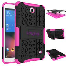 """For Samsung Galaxy Tab 4 7.0"""" T230 Case Hybrid Tablet Armor Rugged Cover Hard"""
