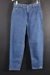 Vtg Levi\u2019s Mom Jeans High Waisted 550 Tapered 12