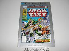 Marvel Milestone Edition Iron Fist #14 Comic 1994 First Appearance Sabretooth