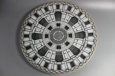 Piero Fornasetti for Rosenthal Palladiana Charger Cabinet Plate