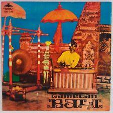 GAMELAN BALI: Rare Ritual Music on LOKANANTA Bagus Oka Experimental Indonesia LP