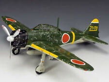 """KING & COUNTRY JN016 WWII """"IMP. JAPANESE NAVY A6M 'ZERO' LAND-BASED FIGHTER"""" MIB"""