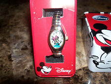 DISNEY MINNIE MOUSE WATCH BY MZ BERGER & CO. (PLEASE SEE PICS)