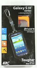 11063P-C98 Dri Cat Samsung Galaxy S3/S4 Dri_Cat Hang iT Waterproof Case,Orange
