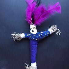 Viajar en el tiempo muñeca espíritu Ritual Voodoo Muñeca viaje espacio atrás en el tiempo