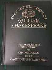 The Complete Works of William Shakespeare Octopus - Cambridge University Press