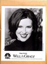Megan Mullally-signed photo-15 c - JSA COA