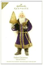 2012 Hallmark Father Christmas Limited Quantity Ornament!