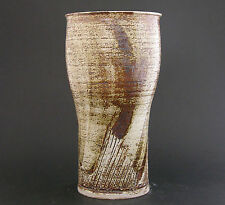 Lisa Larson Gustavsberg - Rare, impressive and unique incised vase made in 1979