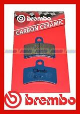 Pastillas Brembo Carbono Cerámico Delantero Exponer. GAS gas CE/SM/TXT/Pampera