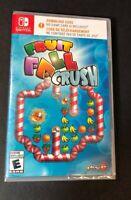 Fruit fall Crush (Nintendo Switch) NEW