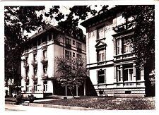 Bad Nauheim , Sanatorium Groedel, Ansichtskarte, ungelaufen