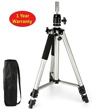 Mcb Metal Adjustable Mannequin Canvas Block Head Stand Heavy Duty Tripod
