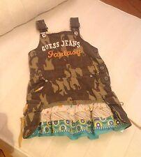 Guess Jeans  Kleid, Markenkleid,  Größe 3 Jahre, Luxus Kinderkleidung