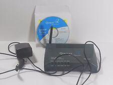 Qwest High Speed Internet Model GT701-WG Installation Kit DSL Modem
