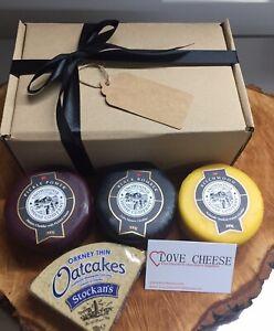 Snowdonia Cheese Hamper  - Pickle Power