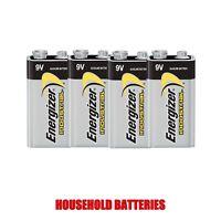 Energizer EN22 Industrial 9V Battery x 4 New