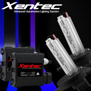 HID Conversion Kit H1 H3 H4 H7 H11 H13 9006 9005 880 Slim Ballasts & Xenon Bulbs