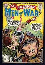 1961 DC All American Men of War #83 VG to FN
