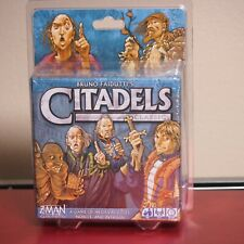 Bruno Faidutti's CITADELS CLASSIC Board Game Z-Man Games - New - Sealed