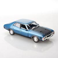Ford Falcon XA 351 GT Sedan 1:32 Scale Aussie Classic Diecast Blue Model Car