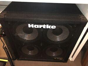 Hartke 410XL Bass Speaker Cabinet 4x10 400W 8ohm Cab