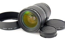 Excellent Canon New FD 28-85mm F4 NFD Macro Zoom Lens From Japan
