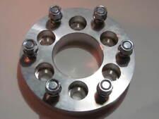 """6x5.5 to 6x4.5 / 6x139.7 to 6x114.3 USA Wheel Adapters 1.5"""" 14x1.5 Stud 78.1 x 4"""
