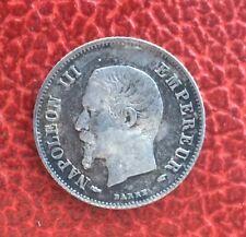France - Napoléon III - Superbe et Rare monnaie de 20 Centimes 1855 A