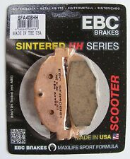Yamaha XP500 T-Max (2004 to 2011) EBC REAR Sintered Brake Disc Pads (SFA408HH)