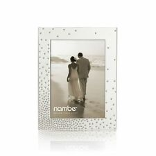 Nambe Dazzle 5x7 Picture Frame