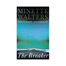 Minette Walters - The Breaker *USED* + FREE P&P