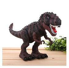 Litzpy Toys Large 19 Inch Walking Dinosaur Toy with Lights and T-Rex Dino Sounds