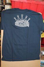 HECHO EN VENICE Breakwater King Crown Surf Skate Dogtown T-Shirt Size XL - NEW