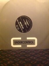 "The Ride Committee-Get Huh! (Remix) 12"" Vinyl 1993 House Undercontrol Italy"