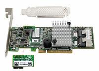LSI MegaRAID 9272-8i PCI-E 8 Port 512MB cache 6Gbps SATA/SAS RAID 0/1/5/6/10 US