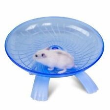 Gc- Pet Hamster Flying Saucer Mouse Mice Running Disc Exercise Wheel Toy Accesso