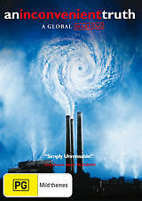 AN INCONVENIENT TRUTH - A GLOBAL WARNING - BRAND NEW & SEALED DVD (REGION 4)