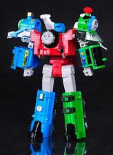 "Thomas The Train Transformer ""Super Thomas"" Voltron Devastator Tank Engine"