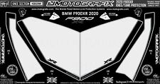 BMW F900XR 2020 Motorcycle Knee Pad Tank Protector Gel Paint Protection