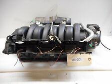 1999 BMW 540I E39 UPPER INTAKE MANIFOLD ASSEMBLY W/ THROTTLE  BODY & PIGTAIL